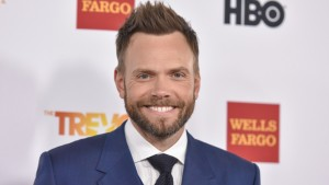 Mandatory Credit: Photo by Rob Latour/Variety/REX/Shutterstock (5480088fq) Joel McHale Arrivals for the Trevor Live LA, Hollywood Palladium, Los Angeles, America - 06 Dec 2015