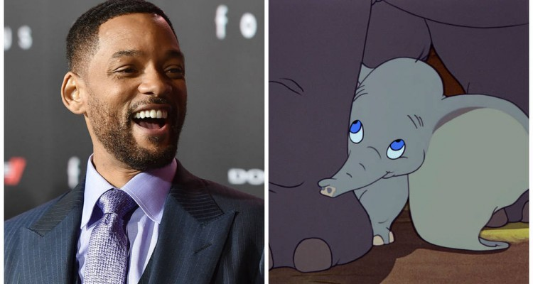 Will Smith y Dumbo