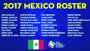 Mexico Roster