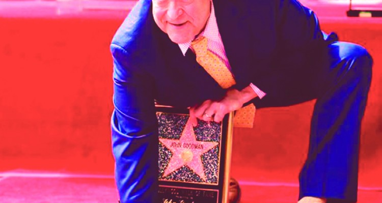 John Goodman Honored with a Star on the Hollywood Walk of Fame