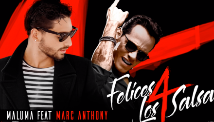 Maluma-Ft.-Marc-Anthony-Felices-Los-4-Salsa-Version