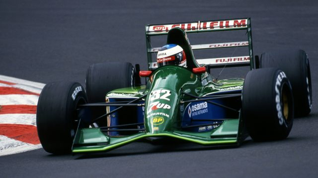 schumacher spa 91