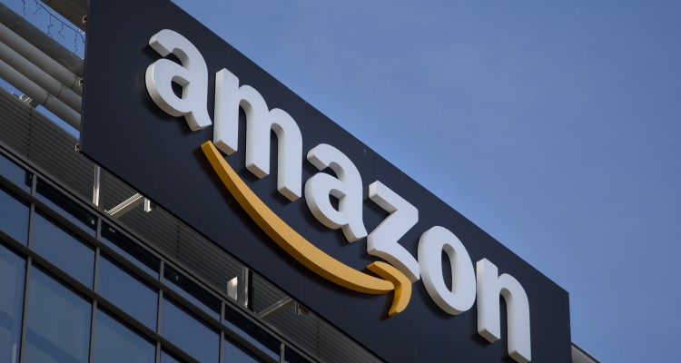 Amazon, the US e-commerce and cloud computing giant is said to hire 1,000 people in Poland. The company already hires almost 5,000 people in Poland and has service centers in Gdansk, Wroclaw and Poznan ON 14 April 2016. (Photo by Jaap Arriens/NurPhoto via Getty Images)